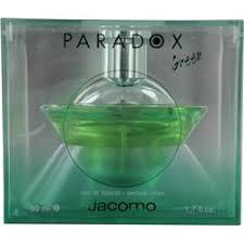 <b>Paradox Green</b> Perfume by <b>Jacomo</b> at FragranceNet.com