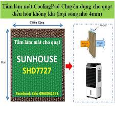 tấm làm mát quạt hơi nước sunhouse Chất Lượng, Giá Tốt 2021