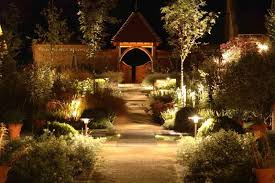 japanese garden lighting. Japanese Garden At Night With Lighting