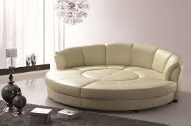 Extraordinary Round Sofa Bed Sectional Circular Circle Best Ideas On