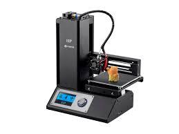 Monoprice MP Select Mini <b>3D Printer V2</b>, Black - Monoprice.com