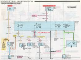 electric choke need wiring diagram el camino central forum lower left side of the schematic