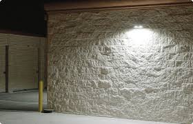 rab led lighting assures self storage facility of a bright future