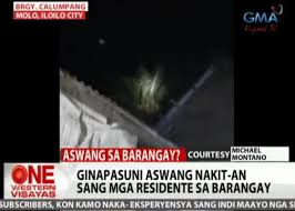 Aswang engkwentro / 'don't pay ransom', military tells victims' kin. Aswang Sa Barangay