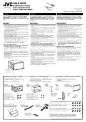 jvc kw avx810 dvd player lcd manual jvc kw avx810 installation manual