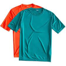 Custom Sport Tek Competitor Performance Shirt Design Short