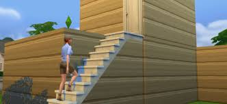 Small Picture The Sims 4 Building Stairs and Basements