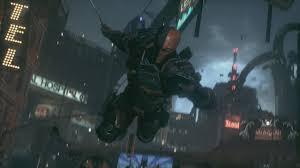 batman arkham knight stroke boss fight