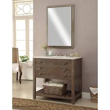 single sink vanity. Unique Vanity Russell 36 Throughout Single Sink Vanity