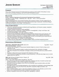Mechanical Engineering Resume Objective Unique Puter Science Resume