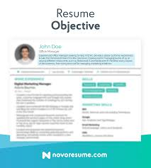 What Is Objective On A Resume 40 Real Life Resume Objective Examples How To Guide
