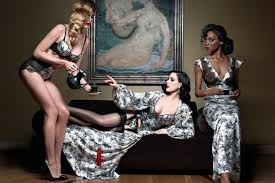 Christian Louboutin Turns A Lingerie Designer With Dita Von Teese. Christian Louboutin Turns A Lingerie Designer With Dita Von Teese Pursuitist.in