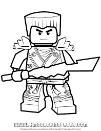 Print ninjago images and get to know the brave fighters closer. Ninjago Coloring Pages Zane Coloring Home