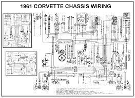 1961 corvette chassis wiring diagram view chicago corvette supply