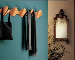 Decorative Wall Mount Coat Rack Modern Wall Coat Hook Ideas To Spruce Up Your Living Room or Bedroom 24