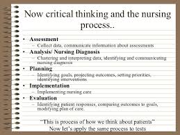 Critical thinking   Nursing Process drjma               Baby Winningham   Preusser s Critical Thinking Cases in  Nursing  Medical Surgical