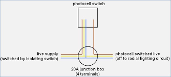 photocell wiring diagrams wildness me photocell light switch wiring diagram wiring diagram for cell switch wiring a cell switch unit