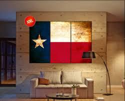 stupefying texas wall decor layout design minimalist flag canvas art decoration large a photo gallery of