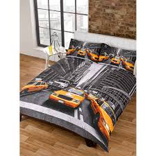 new york yellow taxi double duvet set one cover and two with covers idea 8