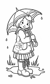 Small Picture Page Duck Umbrella Coloring Umbrella Coloring Page Page Duck With