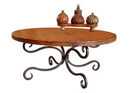 Iron Gate Coffee Table Western Rustic Tables