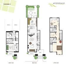 townhouse floor plans. Townhome Floor Plans Churchill Townhomes Amp Bedroom Avondale Townhouse Plan Design Philippines O
