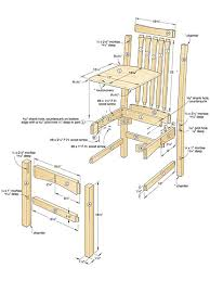 Chair plans woodworking,how to make chairs Free chair plans with step-by-