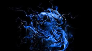 Blue Fire Dragon Wallpapers - Wallpaper ...