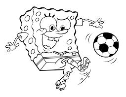 Spongebob Coloring Pages Squarepants Printable Free Library 3100
