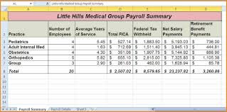 Payroll Templates Payroll Templates Complete Guide Example 13