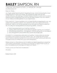 Example Nursing Cover Letter Sample Nursing Cover Letter Nursing