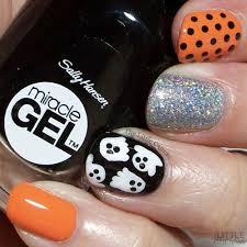 Halloween ~ Halloween Cute Nail Art Designs Gallery Design Ideas ...