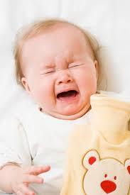 Baby benauwd verkouden