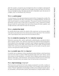 Weather Forecast Worksheet Describe Weather Associated With The