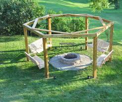 Small Picture Best 25 Fire pit swings ideas on Pinterest Diy backyard