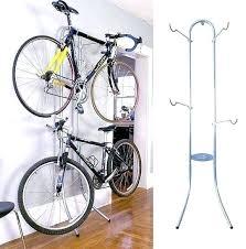 home bike rack ideas wall mounted bike rack wall bike rack for 2 bike gravity