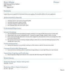 Functional Vs Chronological Resume Resume Samples Chronological