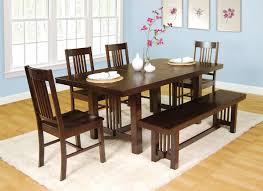 full size of bathroom oak table with bench dining bench ikea distressed dining room chairs
