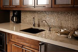 kitchen countertops quartz. Inspiring Pictures Of Kitchen Backsplashes For Decor Ideas: Quartz Countertop With And Dark Cabinets Plus Countertops