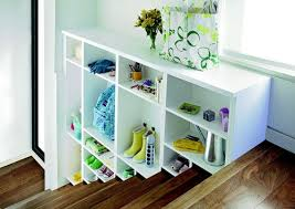 myth 2 cubbies and open shelves dont offer adequate storage space adequate storage space