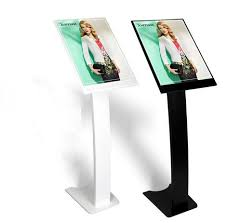 A3 Display Stands Impressive Blackwhite A32 Advertising Display Rack Poster Frame Floor Stand