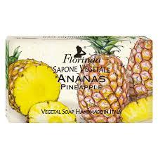 FLORINDA <b>Мыло</b> Ananas Ананас 100г - Купить в VISAGE HALL
