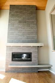 best tile for fireplace hearth diy white stone slab contemporary ideas tiles projects using amazing