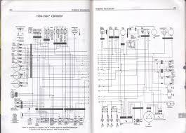 1990 honda 125 wiring schematic complete wiring diagrams \u2022 1999 Honda Accord Wiring Diagram at 2000 Honda Accord Starter Wiring Diagram