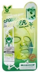 Elizavecca стимулирующая <b>тканевая маска с</b> экстрактом ...