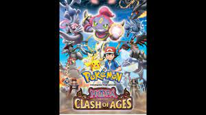 pokemon movie hoopa or magical ring trailer - YouTube
