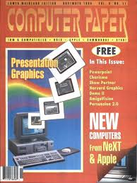 1990 11 The Computer Paper Bc Edition Typefaces Computer Virus