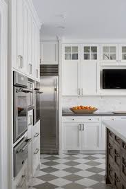 black and white floor tile kitchen. 9+ kitchen flooring ideas black and white floor tile