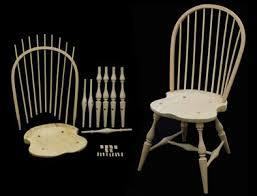 chair kits. bowback side windsor chair kit kits g