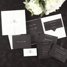 Black And White Invitation Paper 100 Best Black And White Wedding Invitations Images Black
